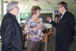 Завершилась рабочая поездка министра образования Республики Коми Владимира Шаркова в Печору