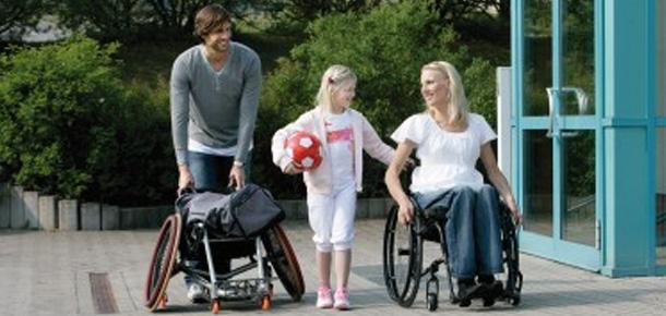 Коляски – инвалидам Коми