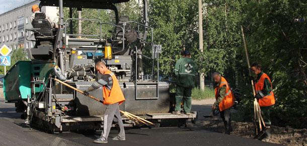 Обсуждаем ремонт дорог в Печоре