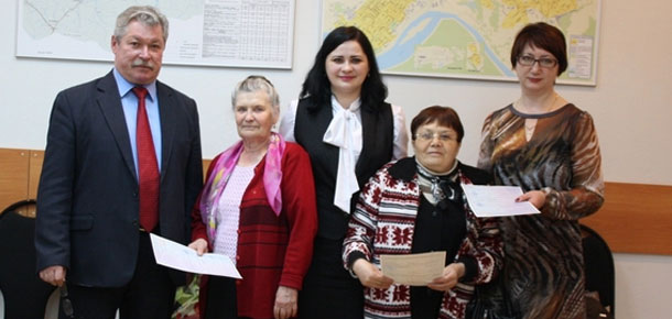 В Печоре вручены жилищные сертификаты на переселение из районов Крайнего Севера