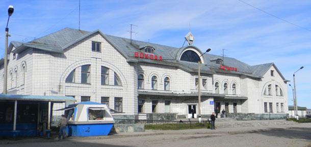 Печорской транспортной прокуратурой на железнодорожном вокзале Печора проведена проверка