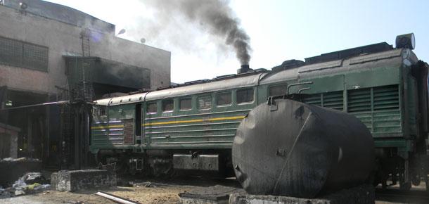 Печорской транспортной прокуратурой в ремонтном локомотивном депо Печора-Северная проведена проверка соблюдения законодательства