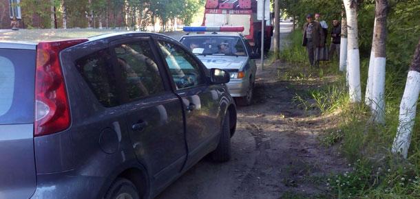 ДТП в Печоре с наездом на пешехода