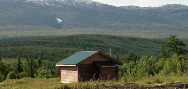 На стоянке «Вангыр вом» Печорского филиала «Югыд ва» открыта новая баня