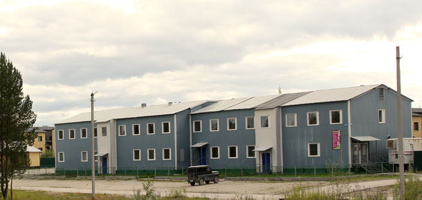 В поселке Кожва Печорского района до сих пор не дали тепло