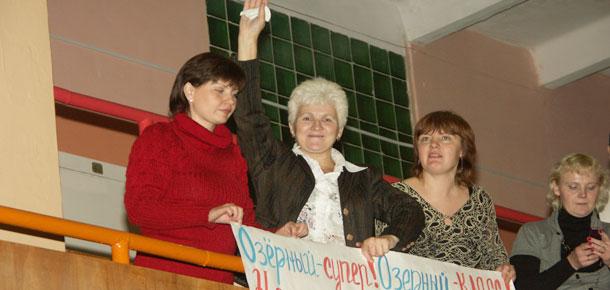 Глава сельского поселения «Озёрный» Печорского района награждена Почетной грамотой