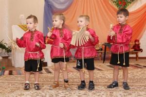 Во всех детских дошкольных учреждениях Печоры проходят мероприятия, посвященные коми культуре