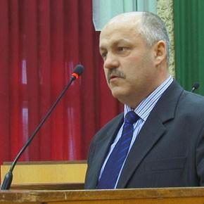 Удачи, Валерий Михайлович!