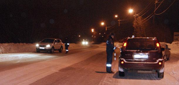 В Печоре проходят массовые проверки на дорогах