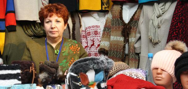 Печорская мастерица Инна Овчинникова стала одной из победительниц V республиканской выставки-ярмарки народных промыслов и ремесел «Жемчужина Севера»