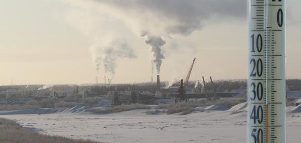 В Печоре и на всей территории республики ожидается длительное похолодание