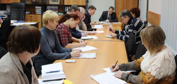 Прошло заседание межведомственной комиссии по вопросам погашения задолженности потребителей за ЖКУ на территории МО МР «Печора»
