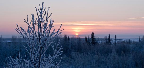 По сообщениям Коми ЦГМС,  вчера в Республике Коми завершился период опасного природного явления «Аномально холодная погода»