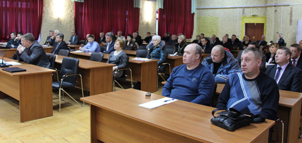 Cостоялось заседание на тему «О мерах по недопущению возникновения ЧС на территории МР «Печора»