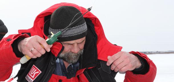 Печорских рыбаков приглашают на соревнования