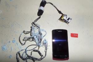 В печорской колонии строгого режима ИК-49 при досмотре бандероли обнаружен сотовый телефон