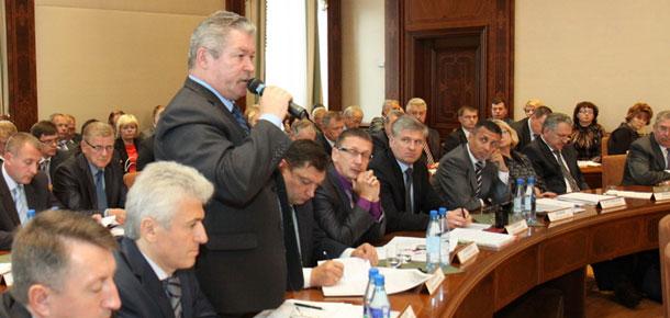 Глава Администрации МР «Печора» Виктор Николаев подал в отставку