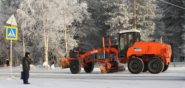 Печорские дорожники справились со снегом