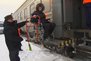 Спецвагон Печора – Сыктывкар для инвалидов