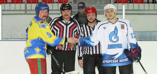 В воскресенье в Печоре определится чемпион Печоры по хоккею с шайбой