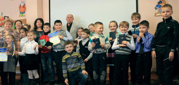 Центральной детской библиотеке Печоры прошел заключительный этап конкурса юных чтецов