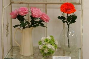 Выставка «Цветочная фантазия» открылась в печорском музее