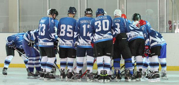 Команда Печорского ЛПУМГ заняла 4-е место на хоккейном турнире в Ухте