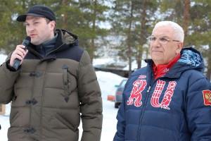 В Печоре прошли  соревнования по лыжным гонкам «Печорская весна»