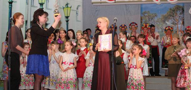 В ГО «Досуг» XII прошел муниципальный вокальный фестиваль-конкурс «Огни Печоры»