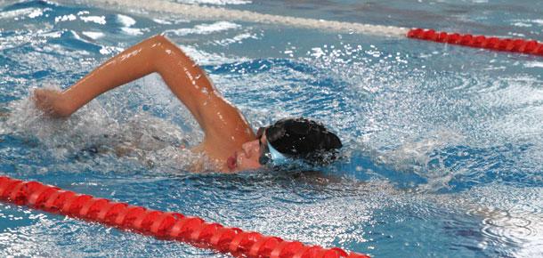 В Печоре прошли соревнования ДЮСШ по плаванию