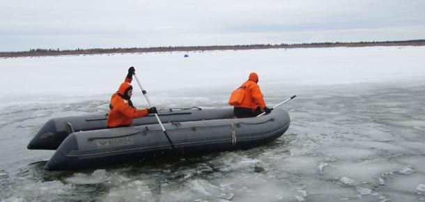 На реке Печоре утонули двое горожан