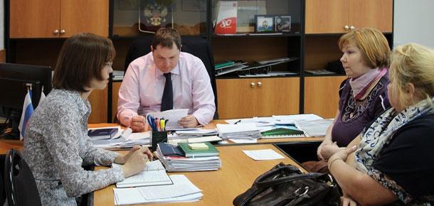 И.о. главы администрации Печора Антон Ткаченко провел личный прием граждан