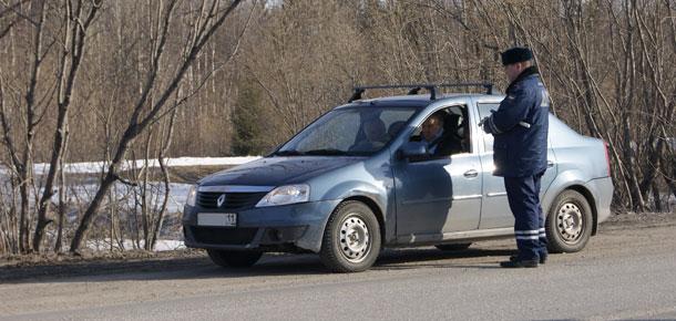 В Печоре сотрудники ГИБДД задержали пьяного водителя