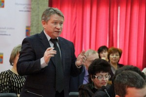 Заседание Совета МР «Печора»