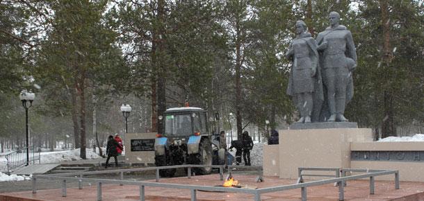 В Печоре 1 мая прошла «Маевка» администрации муниципалитета