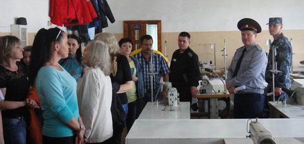 В Печорской в ИК–49 (п. Миша-Яг) был проведен день открытых дверей