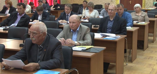 Состоялось 37-е заседание Совета МР «Печора»
