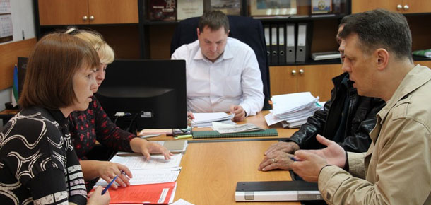 И.О. главы администрации Печоры Антон Ткаченко провел очередной прием граждан по личным вопросам