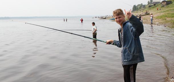 Республике Коми удалось снять часть ограничений на вылов рыбы