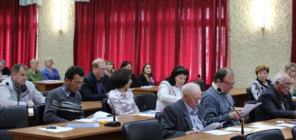 Состоялось внеочередное, тридцать восьмое, заседание Совета муниципального района «Печора»