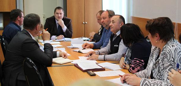 В Печоре прошло заседание Совета глав и руководителей администраций поселений