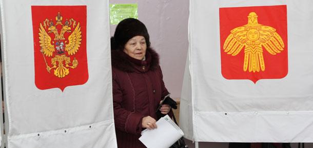 Проверка готовности к выборам в Печоре