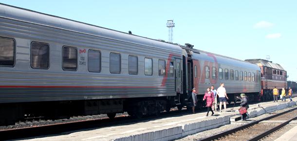 Северная железная дорога сообщает об изменении расписания движения пассажирских поездов