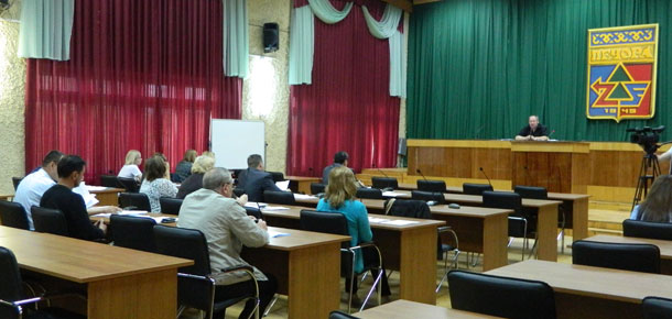Внеочередное, 24-е, заседание провели в понедельник депутаты Совета ГП «Печора»