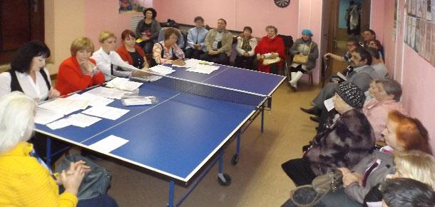 В формате «круглого стола» прошла встреча представителей Печорской районной организации КРО «Всероссийское общество инвалидов» со специалистами филиала №4 регионального отделения ФСС