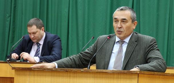 Совет депутатов МР «Печора» пятого созыва провел сегодня свое последнее, 39-е заседание