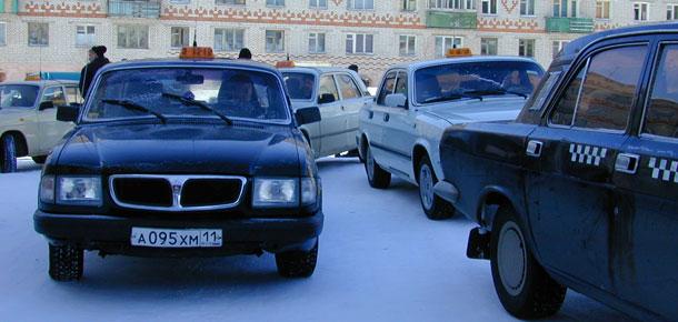 Агентства такси Печоры