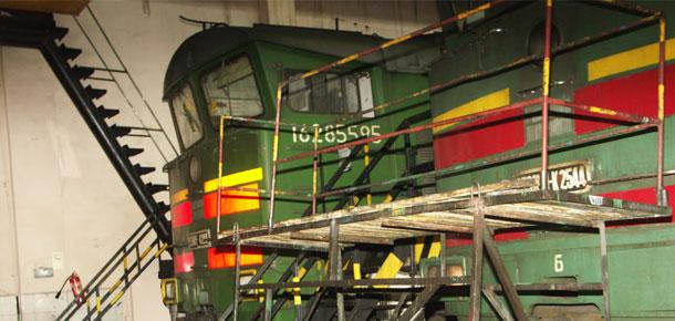 Печорской транспортной прокуратурой в Сервисном локомотивном депо «Печора» проведена проверка