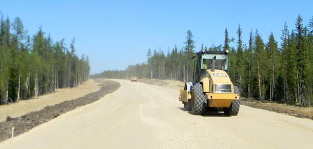 Республика Коми завершает проектирование строительства и реконструкции двух участков строящейся дороги Сыктывкар – Нарьян-Мар