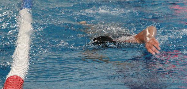 Печорский пловцы успешно выступили на республиканских соревнованиях